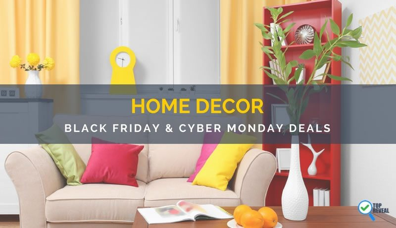 Home Decor Black Friday and Cyber Monday (2017) Sale and Deals: Deck the Halls