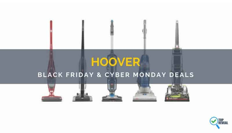 """Best Hoover Black Friday/Cyber Monday Deals (2018): Gifts That Really """"Suck"""""""