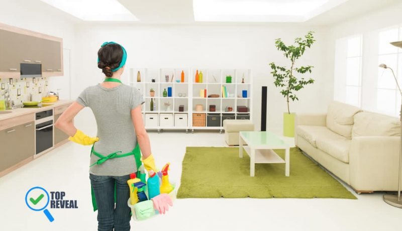Why Keeping Your Home Clean is an Utmost Necessity?