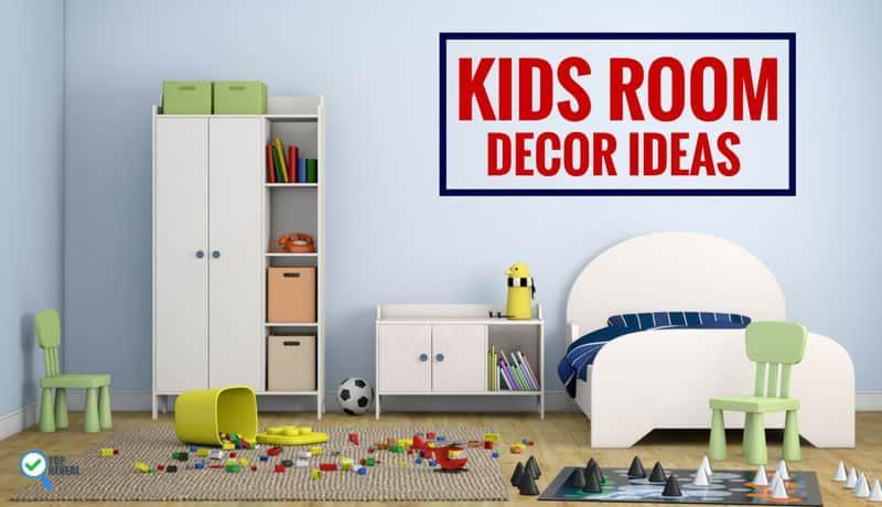 """Inventive Kids Room Decorating Ideas: """"Brighten"""" Their World"""