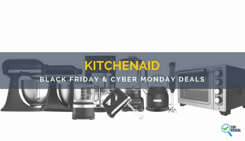 The Best KitchenAid Black Friday And Cyber Monday Deals