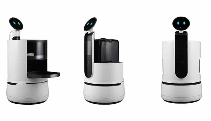 CES 2018: LG's 'CLOi' Smart Home Robot was announced