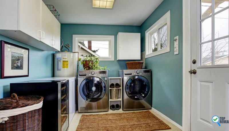 Lavish Laundry Room Design Ideas