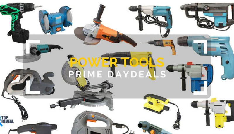 The Power Tool Amazon Prime Day Deals and Sale (2017): May the Power be with You