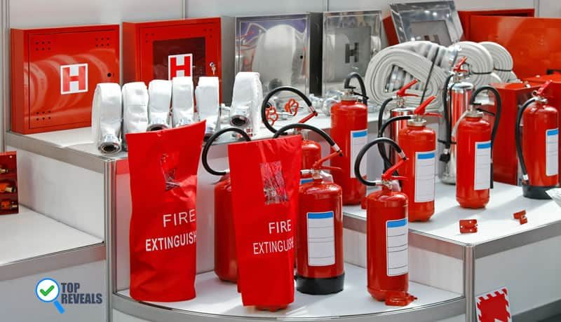 4 Reasons to Replace Your Older Fire Safety Now