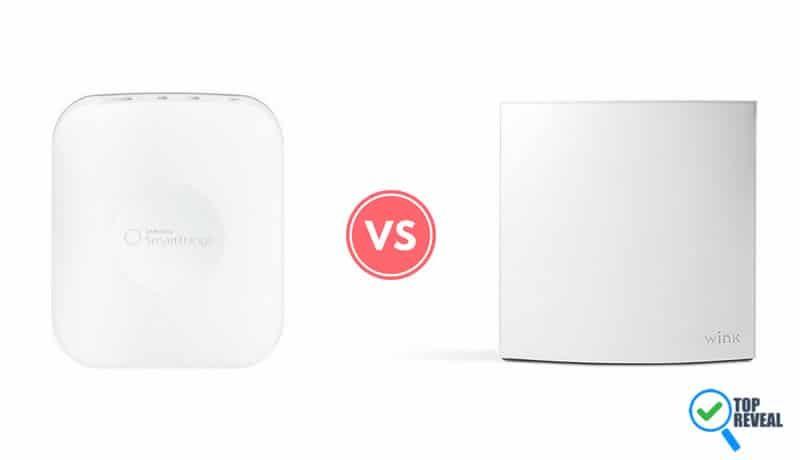 Samsung SmartThings Smart Home Hub vs Wink HUB 2: A Smart Guide for a Smart Home
