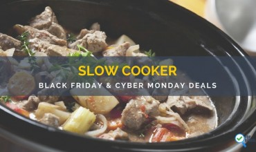Your Manual to the Best Crock-Pot Black Friday/ Cyber Monday Deals