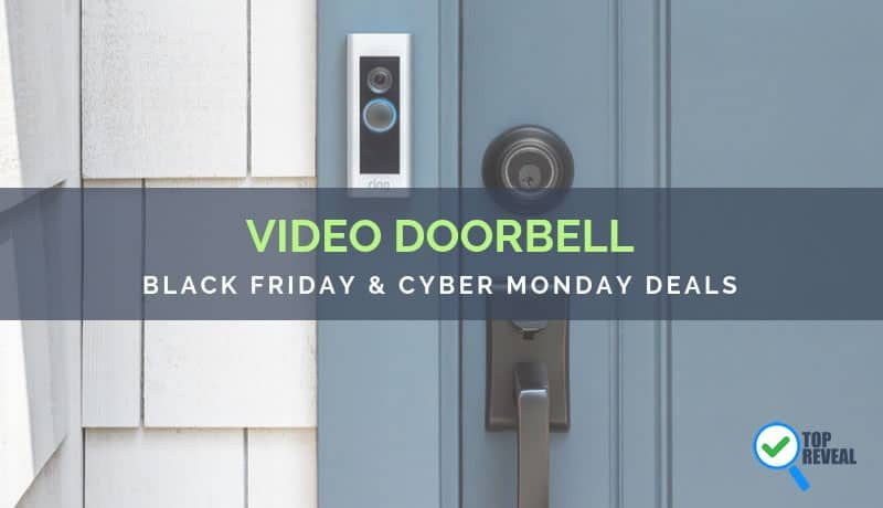 Smart Video Doorbell Black Friday/Cyber Monday (2018) Sale and Deals: Ring Up Savings!