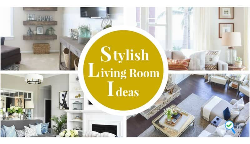 Stylish Living Room Ideas and Themes Anyone Can Do