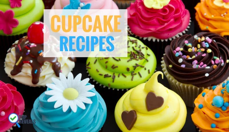 13 Lip-Smacking Good Cupcake Recipes: From Decadent to Vegan