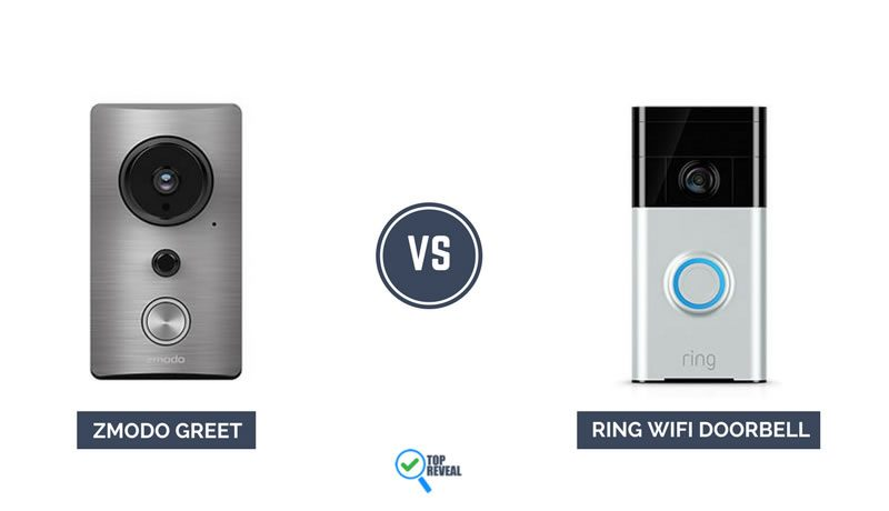 Zmodo Greet vs Ring WiFi Doorbell Comparison: Defend Your Home With Our Top Pick!