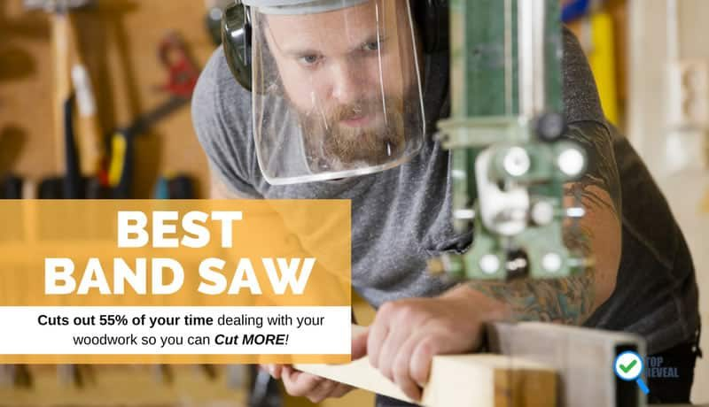 Best Band Saws Comparison Reviews (2018): Which Brands Make the Cut?