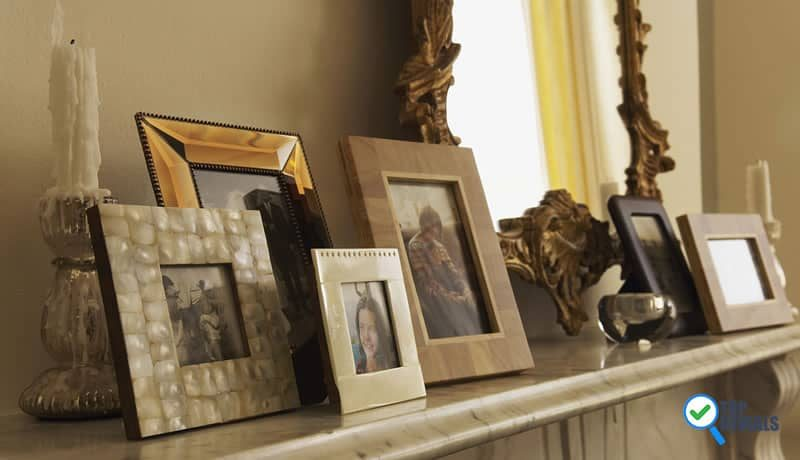19 Picture-Perfect DIY Photo and Picture Frame Ideas