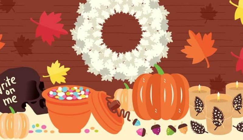 5 DIY Fall Decorating Tips for Your Office You'll Fall For