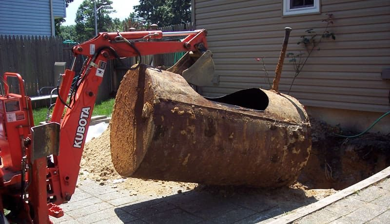 Six Steps to Removing an Old Oil Tank from Your Home