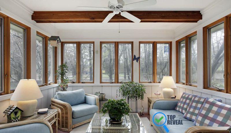23 Stunning Sunroom Decorating Ideas